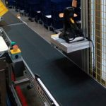 cinta trasportadora logistica