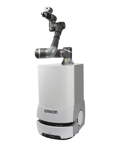 OMRON-TM-Colaborative-robot-AGV