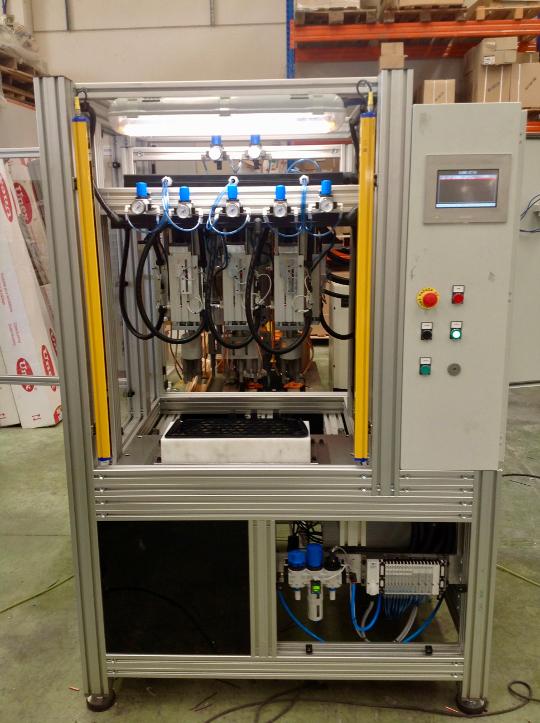 maquina soldadura ultrasonidos