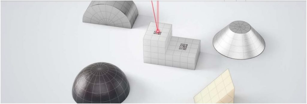 marcaje láser en 3 ejes