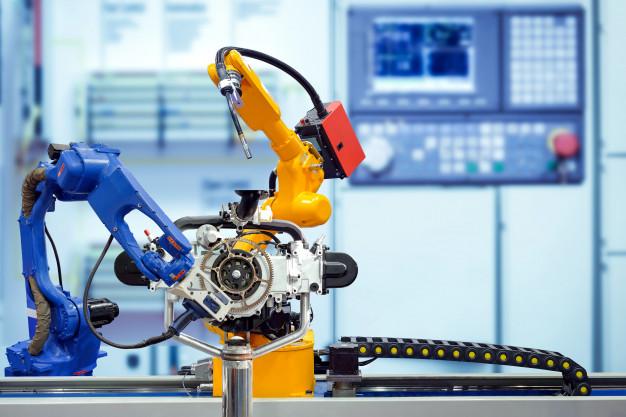 marcas y precios de robots industriales